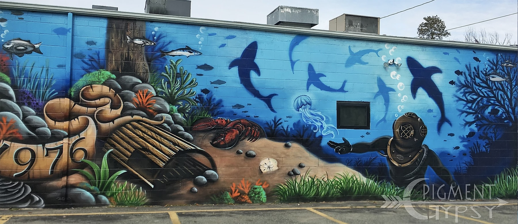 Lobster Claw Seafood - North Reading